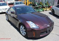 Nissan 350z Luxury 2003 Red Nissan 350z Coupe Able Auctions