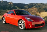 Nissan 350z Luxury Nissan 350z 35th Anniversary 2005 Coupe Cars