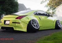 Nissan 350z Luxury Stanced Nissan 350z Looks to Be Straight From A Video Game
