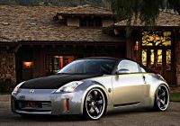 Nissan 350z New Nissan 350z Wallpapers Wallpaper Cave