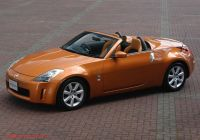 Nissan 350z Unique Nissan 350z Roadster Buying Guide