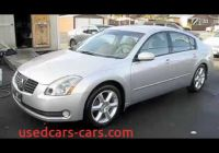 Nissan Maxima 2004 Best Of 2004 Nissan Maxima 3 5 Se Start Up Engine and Full tour