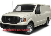 Nissan Near Me New Used Nissan Nv Cargo Nv2500 Hd for Sale Near Me