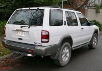 Nissan Pathfinder 2000 Dimensions Fresh 2000 Nissan Pathfinder Xe 2wd Automatic