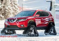 Nissan Rogue Snow Performance Lovely Nissan Rogue Powers Up Ski Slopes On Tracks Fox News