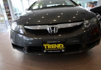 Nj Used Car Center New 2009 Honda Civic Ex Sedan Stk Sa for Sale Trend Motors Used