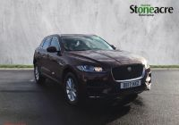 No Credit Check Used Cars for Sale Awesome Used Jaguar F Pace for Sale Stoneacre