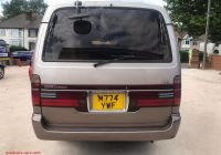 No Credit Used Cars for Sale Awesome toyota Hiace 3 0 Litre Used Cars for Sale