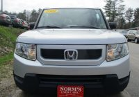 Norms Used Cars Best Of Used 2009 Honda Element for Sale