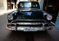 Old Cars Lovely How Cuban Classic Cars are Being Restored for American tourists