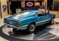Old Classic Cars for Sale In America Luxury ford Mustang Mach 1 Fastback