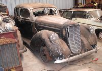 Old Junk Cars for Sale Near Me Beautiful Contents Of Salvage Yard that Closed In 1953 Headed to Auc