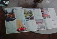 Old Russian Cars for Sale In Usa Fresh 1995 Lada Samara Niva 4×4 Color Glossy Tri Fold Sales Brochure In French From Canada Collectible Dealership Russian Car Not Available In Usa