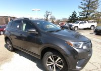 One Owner Used Suvs New Used Certified One Owner 2018 toyota Rav4 Xle Awd Suv In Lombard Il