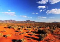 Outbacks Awesome the Flinders Ranges Outback Of south Australia An