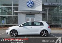 Performance Volkswagen Omaha Beautiful 2015 Volkswagen Golf Gti Hatchback 2 0t Se 4 Door for Sale