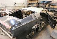 Phantom Works Garage Unique 1968 ford Mustang Fastback [np] – Body & Paint 37