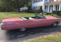 Pink Cars for Sale Near Me Best Of Custom Built Pink 1964 Cadillac Deville Convertible