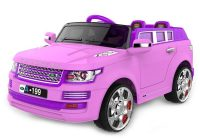 Pink Kids Car Beautiful Luxury Suv 12v Kids Ride On toy Car Battery Powered Wheels