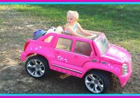 Pink Kids Car Fresh Barbie Power Wheels Ride On Car Step 2 Roller Coaster toys for