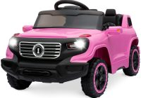 Pink Ride On Car Fresh Bestchoiceproducts Best Choice Products 6v Kids Ride On Car Truck W