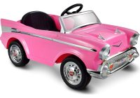 Pink Ride On Car Fresh Kid Motorz Chevy Bel Air 12 Volt Battery Powered Ride On Pink