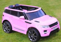 Pink Ride On Car Lovely Maxi Range Rover Hse Sport Style 12v Electric Battery Ride On Car