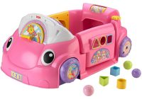 Pink toddler Car Elegant Fisher Price Laugh Learn Crawl Around Car Walmart