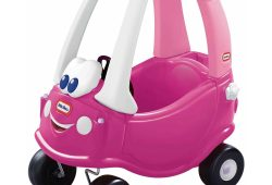 Beautiful Pink toddler Car