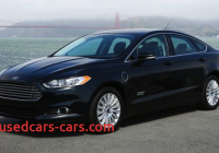Plug In Fusion Beautiful 2017 ford Fusion Energi Plug In Hybrid Review and Release