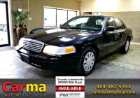 Police Interceptor Cars for Sale Near Me New 2007 ford Crown Victoria Police Interceptor Stock for Sale