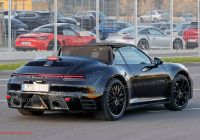 Porsche 992 Luxury Porsche 911 992 Generation Spy Shots and First Details