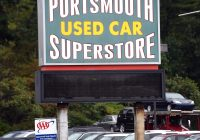 Portsmouth Used Car Superstore Beautiful Car Dealer Sues Portsmouth Over Animated Sign News