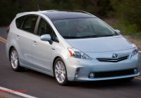 Prius 2 Vs Prius 3 Fresh 2012 toyota Prius V First Drive Review Car and Driver