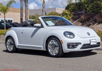 Problems with Vw Beetle Convertible Roof Beautiful Pre Owned 2019 Volkswagen Beetle Convertible Se Fwd Convertible