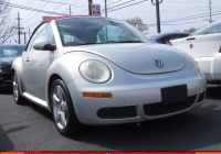 Problems with Vw Beetle Convertible Roof Lovely Used 2009 Volkswagen New Beetle Convertible Blush