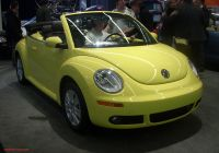 Problems with Vw Beetle Convertible Roof Unique Volkswagen New Beetle Convertible Picture 9 Reviews