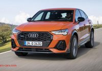 Q3 Review Elegant Audi Q3 Sportback Review top Gear