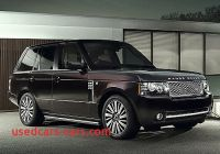 Range Rover Cost Of Ownership Unique top 10 Most Expensive Cars to Own Autopromocenter Com Blog