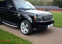 Range Rover Sport Awesome 2013 13 Plate Range Rover Sport Hse Sdv6 Black Edition
