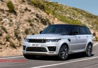 Range Rover Sport Awesome Land Rover Electrifies Range Rover Sport with New Hst Trim