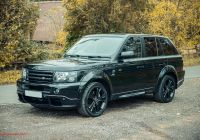 Range Rover Sport Beautiful David Beckham Owned Range Rover Sport Heads to Auction