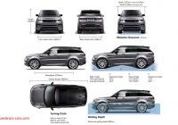 Range Rover Sport Dimensions Lovely Range Rover Sport Dimensions Guide Carwow