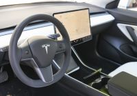 Reboot Tesla Model 3 Fresh Have A Tesla Over the Air Update Disaster Try these Reboots
