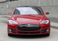 Red Tesla New Introducing the All New Tesla Model S P90d with Ludicrous
