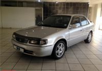 Repossessed Cars for Sale Cheap Lovely Used toyota Corolla 2000 On Auction Pv