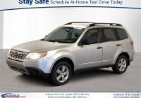 Repossessed Cars for Sale Cheap Luxury Used 2011 Subaru forester 2 5x