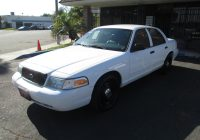 Retired Police Cars for Sale Near Me Awesome ford Crown Victoria for Sale Autotrader