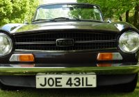 Rhd Cars for Sale Near Me Lovely 1973 Triumph Tr6 Uk Rhd O D Incredible original Condition for Sale