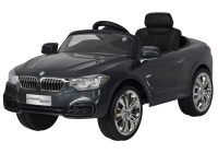 Ride On Cars Luxury Shop Best Ride On Cars Bmw 4 Series 12v Grey Free Shipping today